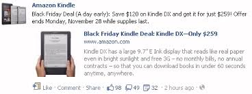 black friday me and my kindle