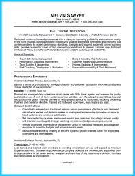 Resume Call Center Call Center Supervisor Resume Sample Free Resume Example And
