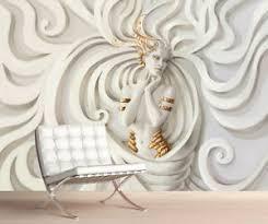 Best Peel And Stick Wallpaper by 3d Medusa Wallpaper Wall Mural Picture Simply Peel And Stick Best