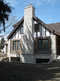 two story house michael arnold masonry
