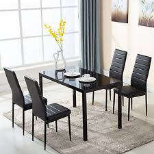 metal kitchen furniture metal dining set ebay