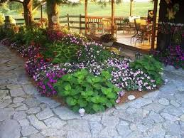 67 best flower beds images on pinterest shade trees flower beds