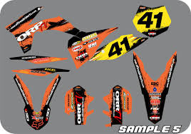 motocross helmet stickers rusk racing custom motocross graphics and decals thick stickers