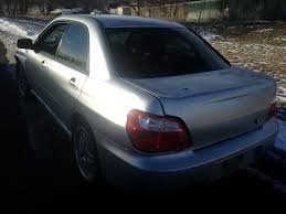 subaru impreza wrx sedan 2005 manual transmission complete part