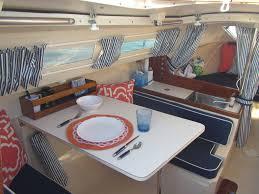 lovely decor upgrades to a catalina 22 beautiful sailboat