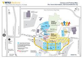 Ruby Map Directions Maps Parking Wvu Medicine Children U0027s