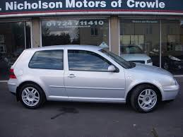 used volkswagen golf 2000 for sale motors co uk