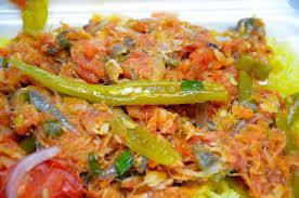 cuisiner la morue rougail morue gros piment réunion en cuisine réunionnaise