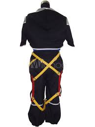 Kingdom Hearts Halloween Costumes Kingdom Hearts Sora Cosplay Costume Halloween Milanoo