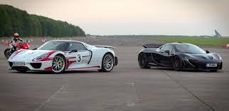 porsche 918 racing mclaren p1 vs porsche 918 spyder vs ducati 1199 dragtimes com
