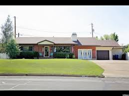 What Is A Rambler Style Home South Ogden Homes For Sale Rambler Ranch Style