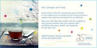 joyful winter holidays 2016 unica network of universities from