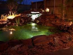 best submersible pond lights landscape lighting