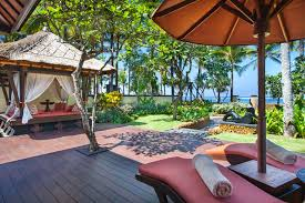 the st regis bali is nestled in the heart of the noteworthy