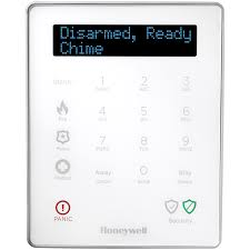 honeywell lyric lkp500 en wireless alarm keypad