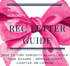 rushtalk saying thank you to rec letter writers