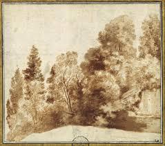 file herman van swanevelt group of trees at a wall google art