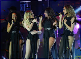 little mix show little mix spreads their wings for the first show of their uk tour