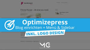 design seite how to create your with optimizepress and incl