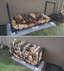 Diy Firewood Rack Plans by Diy Firewood Shed Plans