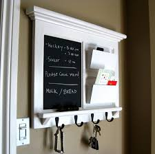 kitchen message board ideas kitchen mail organizer home decor framed furniture storage