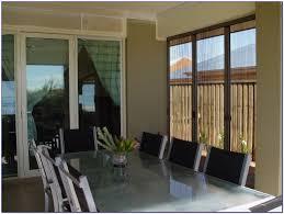 best retractable patio screen rectractable amp motorized patio