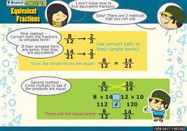 equivalent fractions math worksheet for grade 4 free u0026 printable