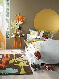 chambre enfant savane chevet mural girafe enfant savane vertbaudet fr
