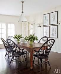Windsor Dining Room Chairs Cozy Connecticut Holiday Home Traditional Home Love The Tiger