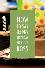 Halloween Birthday Poems Best Birthday Wishes For Your Boss And Mentor Holidappy