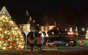 mcadenville christmas lights 2017 light up your christmas spirit in christmas town usa puppies