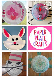 cool paper crafts 10 cool paper plate crafts