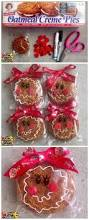 cutest pre packaged gingerbread cookies for a christmas treat in