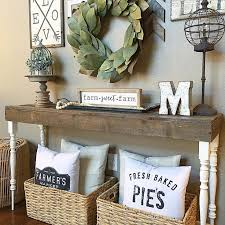 Entryway Tables And Consoles Best 25 Foyer Table Decor Ideas On Pinterest Console Table