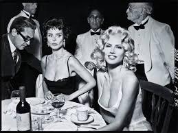 Jane Mansfield Mark Seliger Heidi Klum As Sophia Loren And Jayne Mansfield