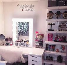 makeup vanity ideas for bedroom pin by alicia jones on makeup vanity ideas pinterest vanities