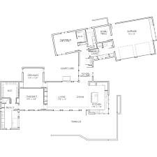 floor plans with inlaw apartment house plans mother in law suite architecture pinterest marvelous