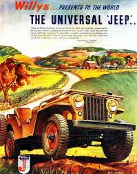 vintage jeep cj willys for sale