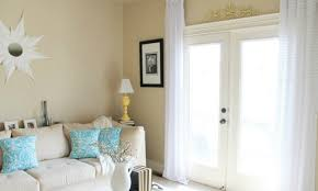 How To Make A Ruffled Valance 12 Diy Curtains U2014no Sewing Required Brit Co