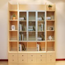 White And Wood Bookcase by Cream White Wooden Bookcase Cabinet Buy Bookcase Cabinet Wooden