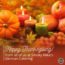 smoky mike s german catering home