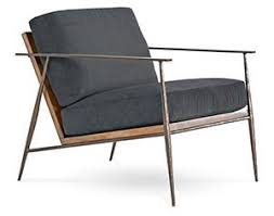 chairs handmade metal seating wood leather and fabric seats