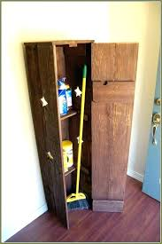 storage cabinets for mops and brooms storage cabinet for brooms and mops broom cabinet broom closet