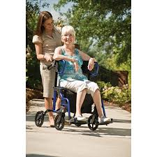 Transport Walker Chair Lumex Hybrid Lx Combination Rollator Walker And Transport Chair