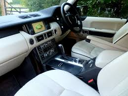 land rover 2007 interior fullfatrr com view topic range rover vogue se sc 2007my 2006