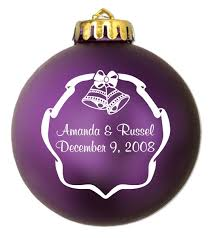 personalized ornaments wedding custom wedding christmas ornaments acrylic