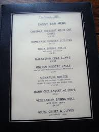 The Treehouse London Bar Menu At The Treehouse Croydon London Cr0 Links Comp U2026 Flickr