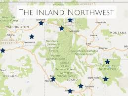 Idaho Montana Map by 11 Stunning Places To Visit In The Inland Northwest The Mandagies