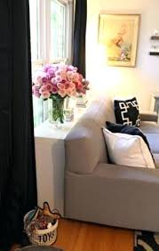 table that goes behind couch behind the couch table furniture behind couch table awesome living