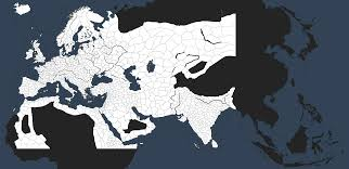 Blank Map Of Eurasia by Found This Interesting Random Ck2 Map Online Crusaderkings